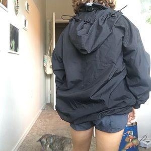 Charles River Apparel Other - Black wind/rain jacket